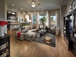 home interior model home interiors gorgeous decor stock photo model home