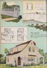 Old English Tudor House Plans 1925 Artistic English Cottage American Builder Magazine
