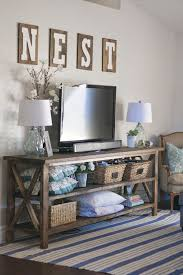 Living Room Console Table Elegant Interior And Furniture Layouts Pictures Surprising