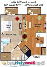 disney boardwalk villas floor plan 2 bedroom villas at disney world designsbyemilyf com