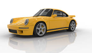 porsche ruf yellowbird here u0027s how the 2017 ruf ctr u0027yellow bird u0027 homage flies