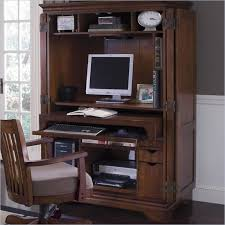 Computer Armoires For Sale Cantata Computer Armoire In Burnished Cherry Decor Ideas