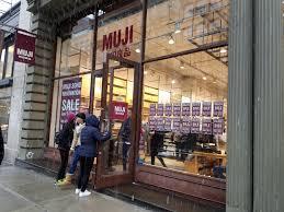Muji Store Nyc Terresa U0027s Steals And Deals U003d This Muji Is Having A Renovation