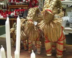 swedish christmas decorations exclusive ideas swedish christmas decorations to make uk australia