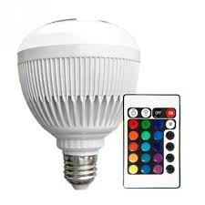 bluetooth music light bulb multifunctional speaker smart home bluetooth music led speakers