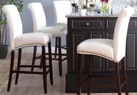 Furniture Elegant Bar Stools Elegant by Bar Stunning Natural Wooden Bar Stool Design In Round Model With