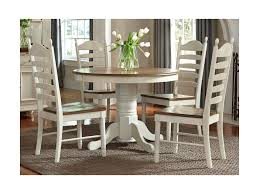 Liberty Furniture Dining Table by Liberty Furniture Springfield Dining Pedestal Table With Leaf
