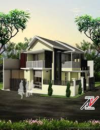 desain rumah lebar 6 meter desain rumah type 45 untuk lebar tanah 6 m