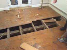 Wet Laminate Flooring Wet Rot Treatment Cannock Damp Proofing Solutions