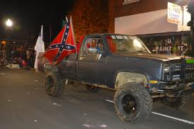 Automotive Flags Confederate Flags Pop Up At Canton Christmas Parade Bpr