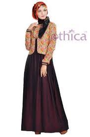 Baju Muslim Wanita 45 trend model baju muslim desain terbaik 2018
