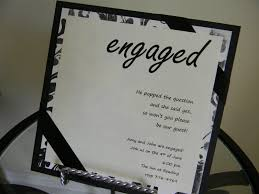 engagement party invitation templates momecard