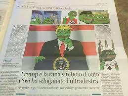 Fact Frog Meme - 4chan the skeleton key to the rise of trump dale beran medium