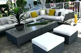 modern outdoor lounge furniture lounge patio furniture collection in