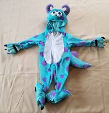 Sully Monsters Halloween Costume Sully Monsters Costume Ebay