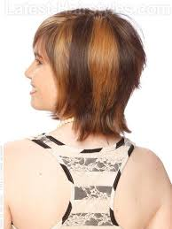 back viewof short shag hairdstyles 15 totally shagadelic shag haircuts to try today latest