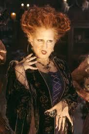 we love these hocus pocus makeup tutorials like winifred sanderson