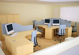 Circular Office Desk Circular Call Centre Desks Genesys Office Furniture