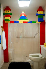 lego kids bathroom boy lego bathroom decor tsc