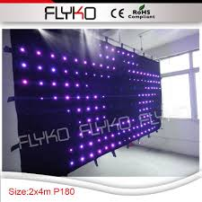 Curtain Dancing Led Stage Curtain Picture More Detailed Picture About P18 Led