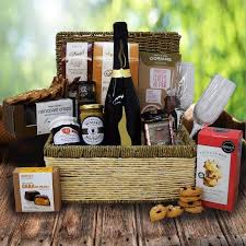 engagement gift basket custom engagement gift baskets yorkville s canada