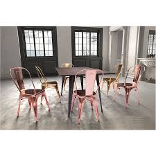 Gold Dining Chairs Elea Modern Gold Dining Chair Eurway Furniture