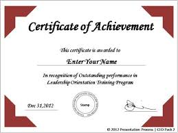 certificate of completion template powerpoint appreciation diploma