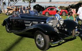 1936 mercedes benz 540k spezial roadster baroness gisela von