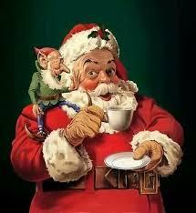 21 santas images draw christmas crafts
