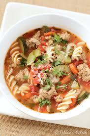 delicious as it looks low fodmap italian turkey sausage soup