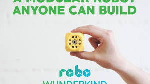 robo wunderkind a robot anyone can build by robo wunderkind