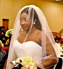 lovely ini edo u0027s wedding pictures love the lace front hair look