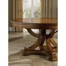 Pedestal Dining Room Sets by Hooker Furniture 5323 75206 Tynecastle 60 Round Pedestal Dining