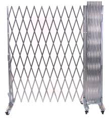 Front Door Security Gate by Security Gates Retail Storefront Industrial Dock Access