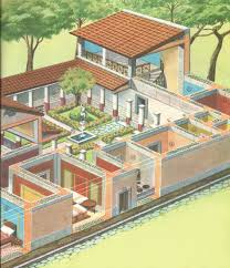 roman house interior house and home design