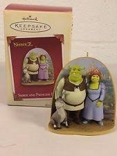 shrek 2 fiona 2005 hallmark keepsake ornament ebay