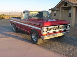 1972 ford f250 cer special purchase used 1970 1971 1972 ford f100 f250 ranger cer special