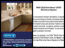Free Kitchen Makeover Contest - inspirational kitchen makeover contest 2014 taste