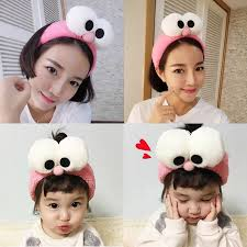korean headband korean womens kids kawaii big headband hair band 11street