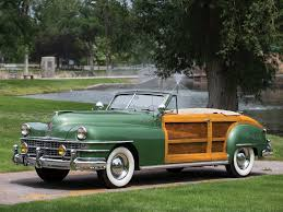 Country Classic Cars - 1948 chrysler town and country convertible classic cars