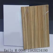 Mdf Kitchen Cabinet Doors China E1 Grade Mdf Kitchen Cabinet Door From High Glossy Uv Mdf