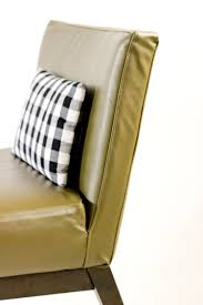 Slipcovers For Upholstered Chairs How To Sew Leather Upholstery Slipcovers With Your Home Sewing Machine