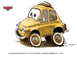 cars characters yellow pop disney car 3 funko funatic