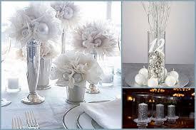 Christmas Wedding Decor - silver winter wedding ideas hotref party gifts