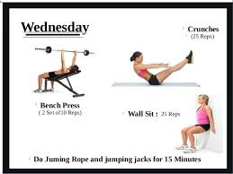 Weight Bench Workout Plan Best Gym Workout Plan For Women To Lose Weight