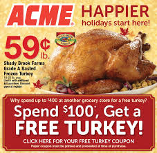 how to get a free thanksgiving turkey the krazy coupon