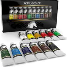 top 10 acrylic paint sets of 2017 video review