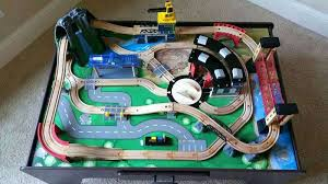 how to put imaginarium train table together amusing imaginarium classic train table review images best image