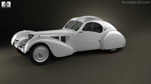 bugatti atlantic 360 view of bugatti type 57sc atlantic 1936 3d model hum3d store