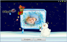 christmas card live wallpaper android apps on google play